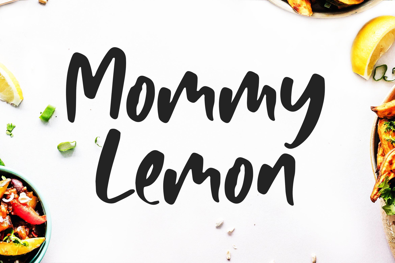 Mommy Lemon example image 1