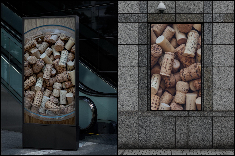 Set of 11 Wine Cork photo texture backgrounds example image 15