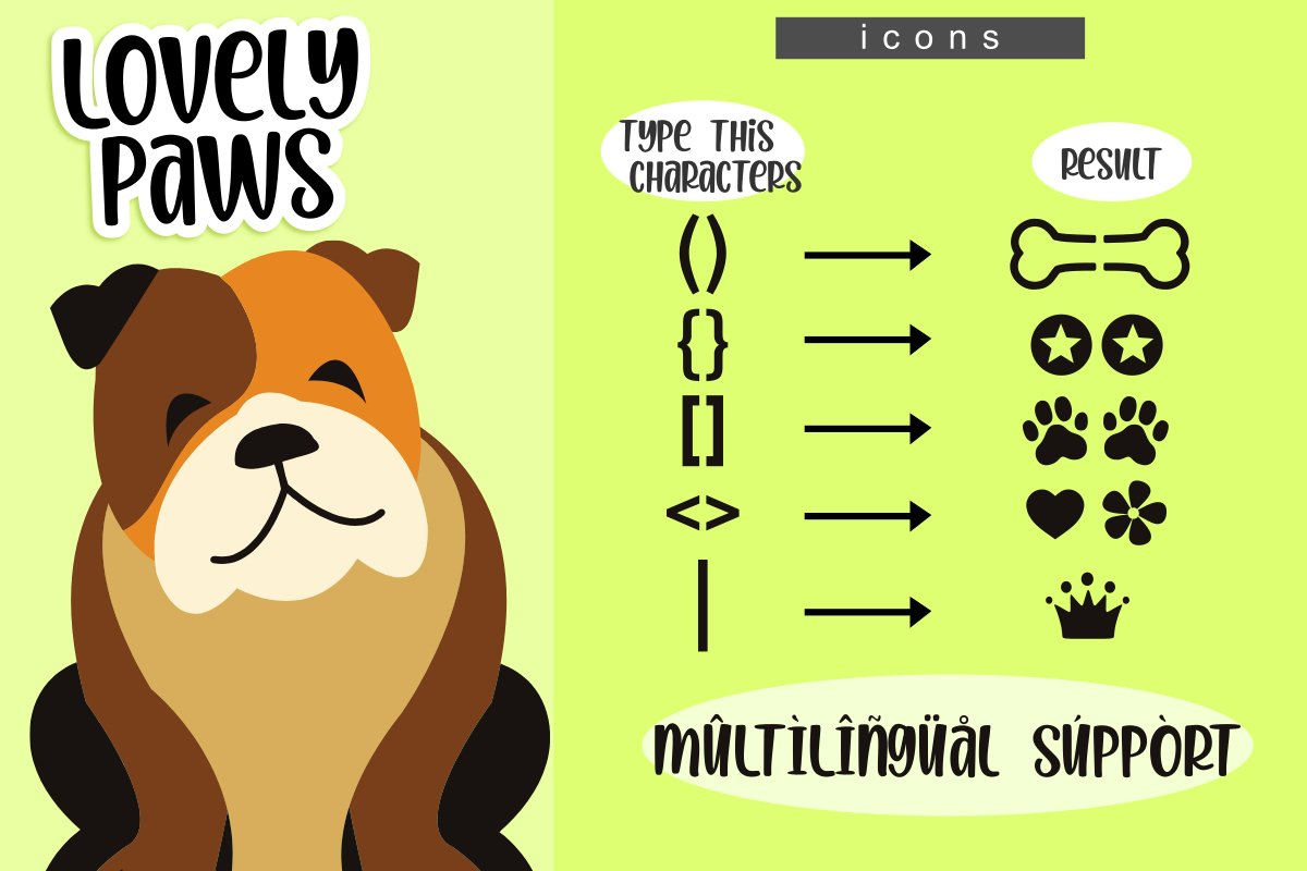 Lovely Paws example image 6
