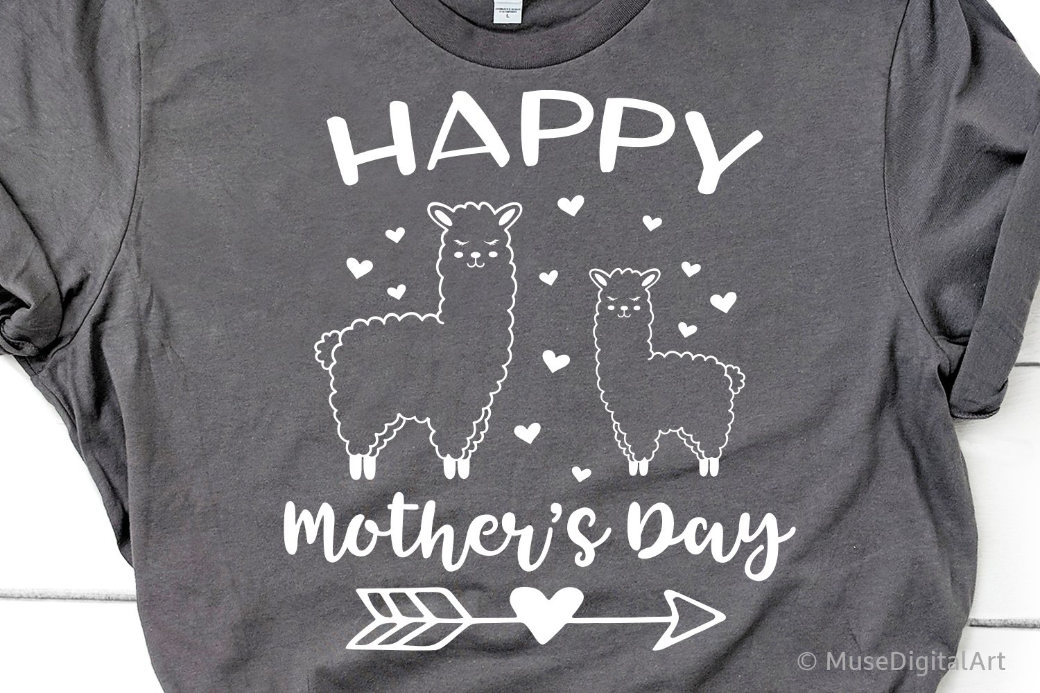 Free Happy Mothers Day Svg 1st First Mothers Day Cute Llama Svg 559796 Svgs Design Bundles SVG, PNG, EPS DXF File