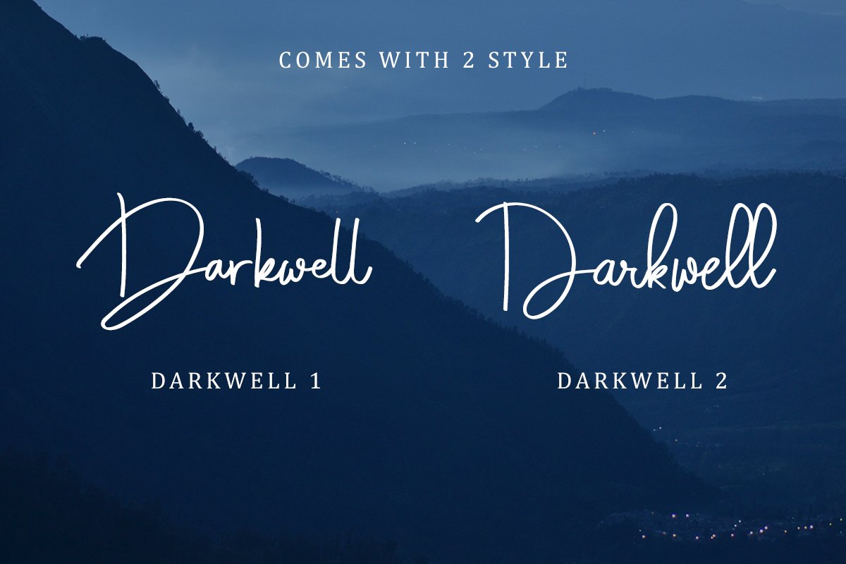 Darkwell Family example image 2