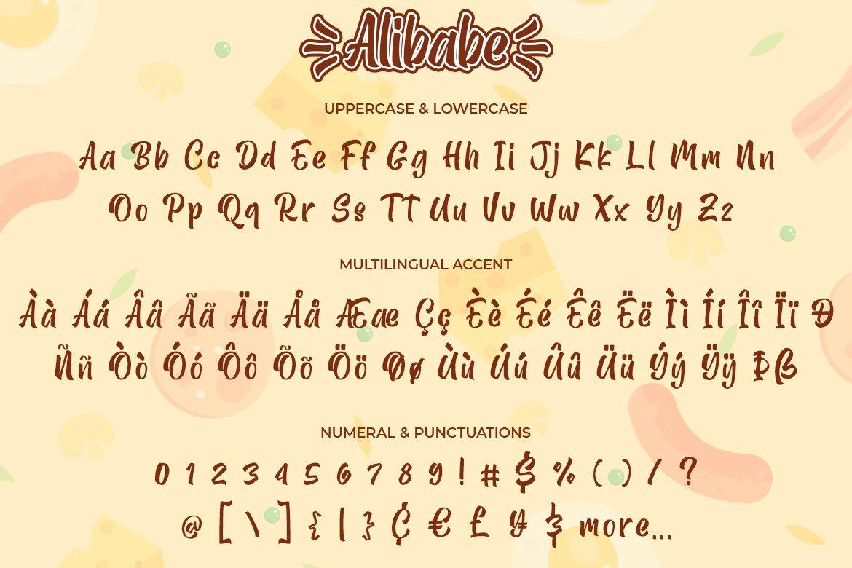 Alibabe example image 4
