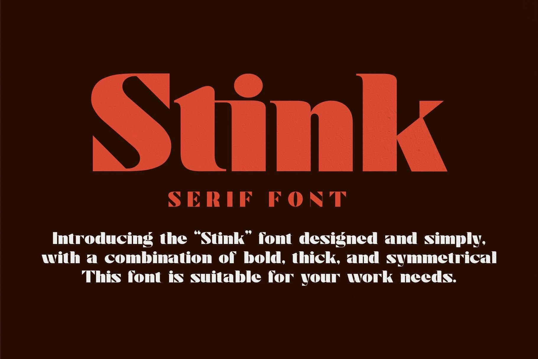 Stink example image 6