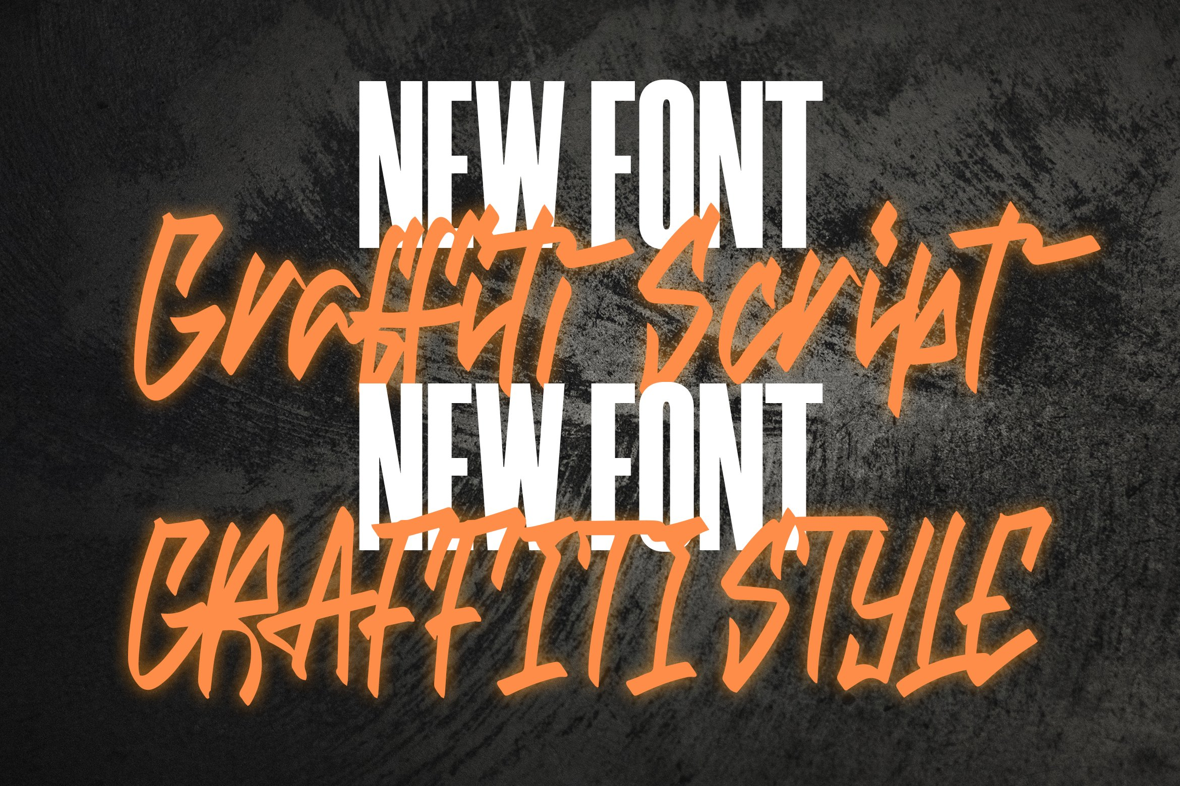Dittocks - Graffiti Fonts example image 6