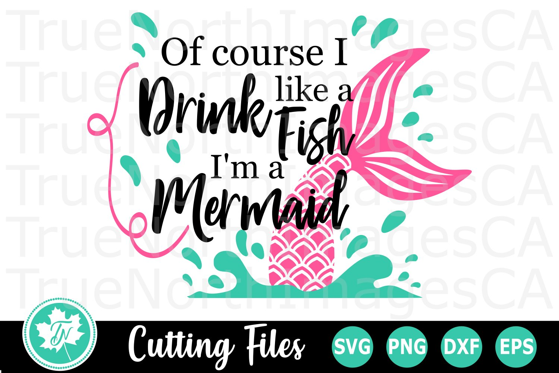 Download Drink Like A Fish A Wine Tumbler Svg Cut File 280490 Cut Files Design Bundles