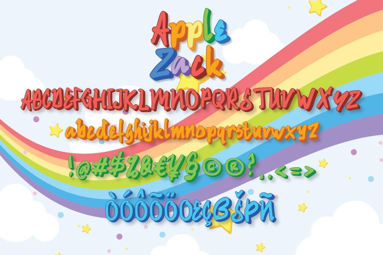 Applezack example image 2