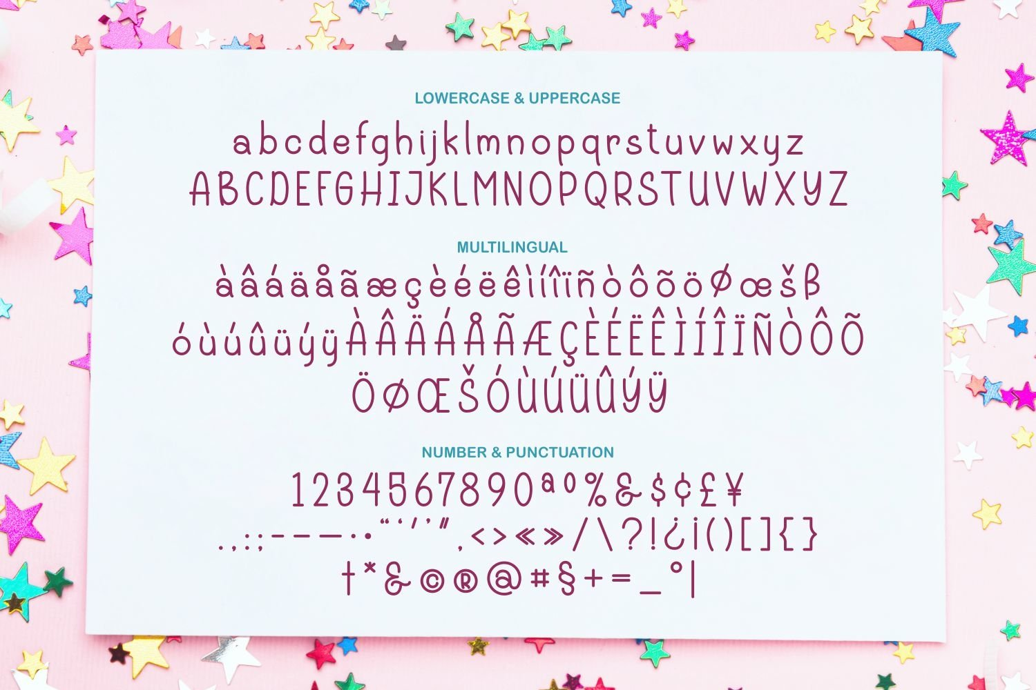 Candlelight - Cute & Playful Typeface example image 5