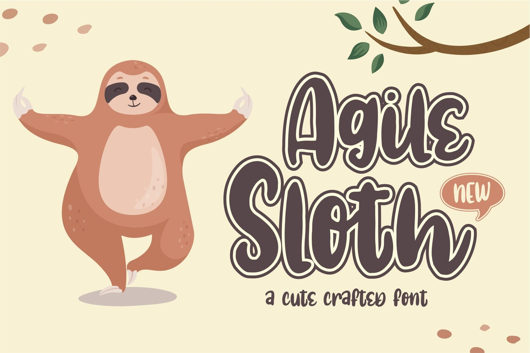 Agile Sloth example image 1