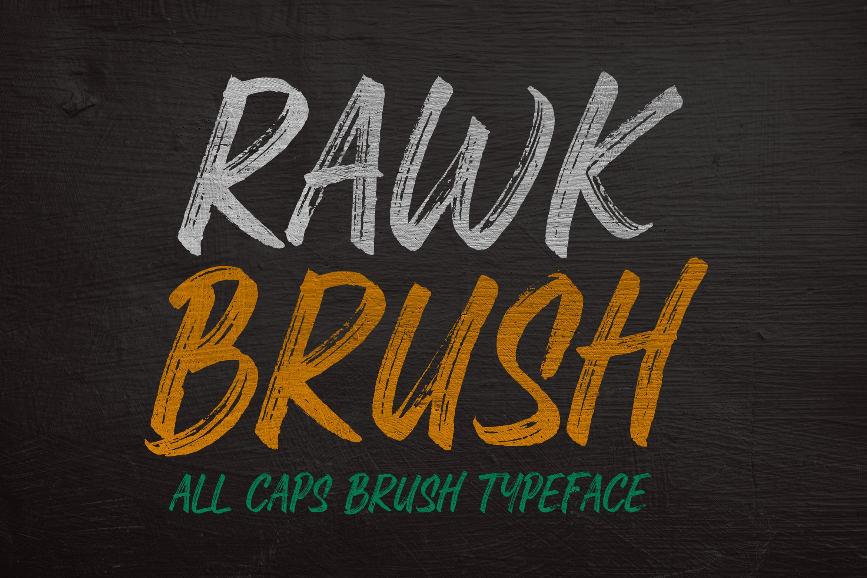 Rawk Brush example image 1