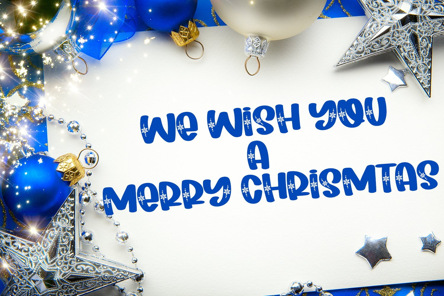 Happy Holidays - A Hand-Lettered Christmas Font example image 3