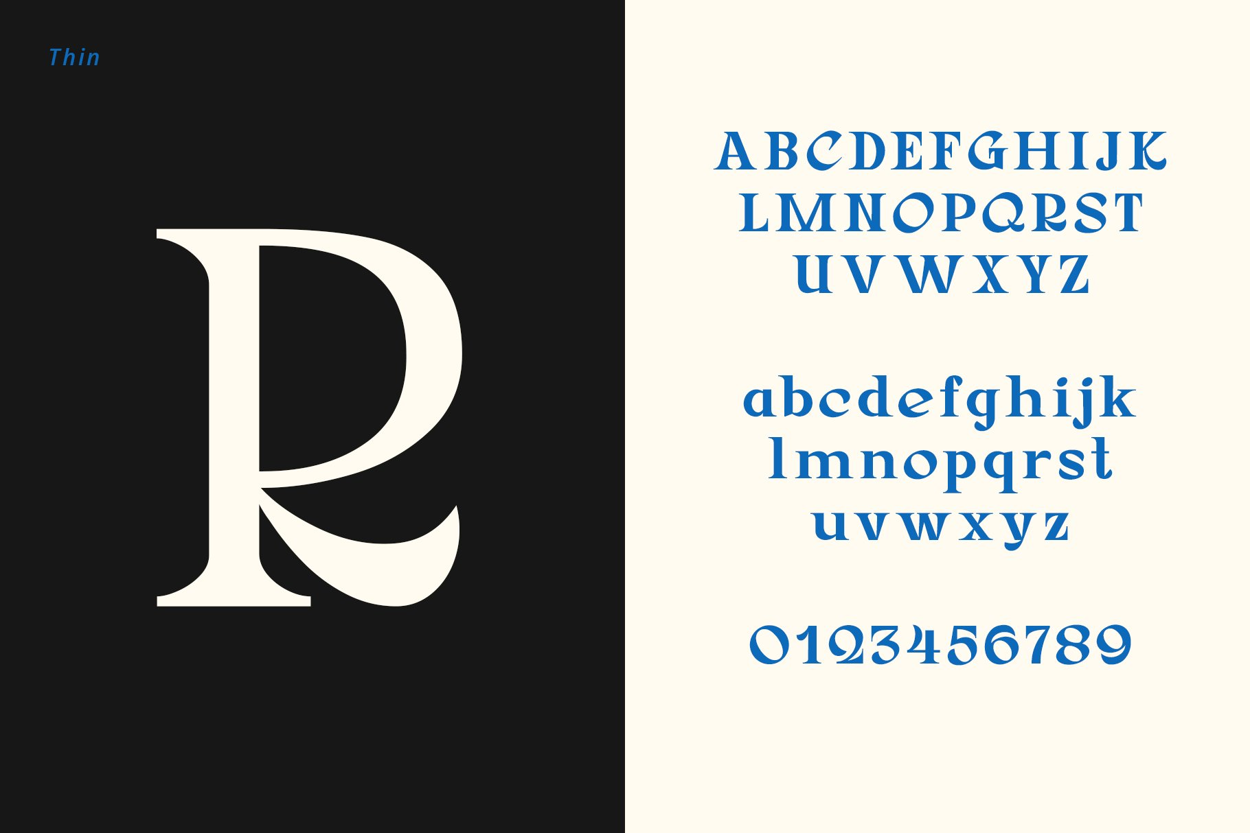 Corbyn Serif example image 7