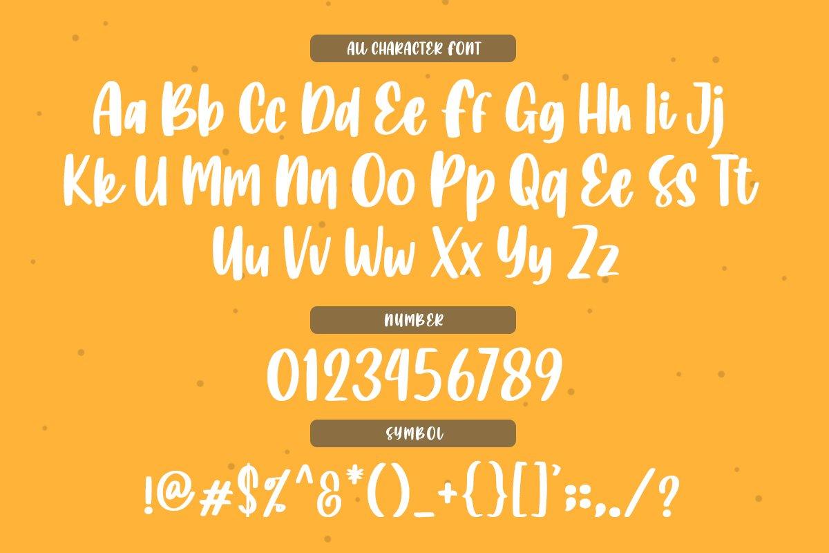Island Namina - Playful Handwritten Font example image 4