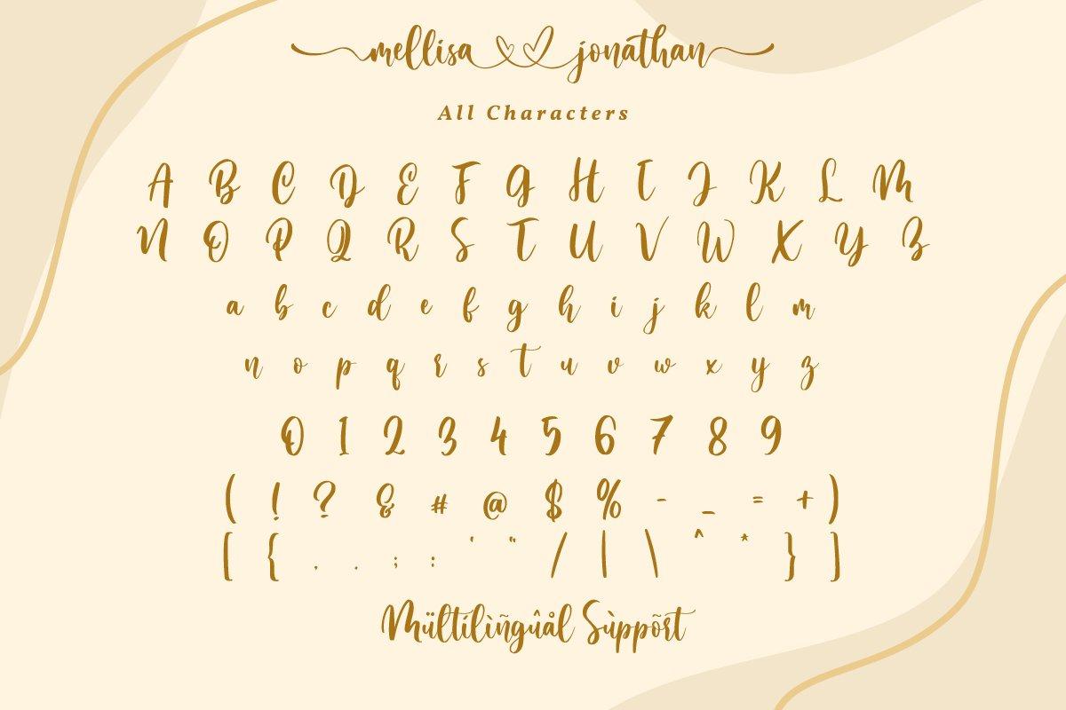 Mellisa Jonathan Vol.1 example image 6