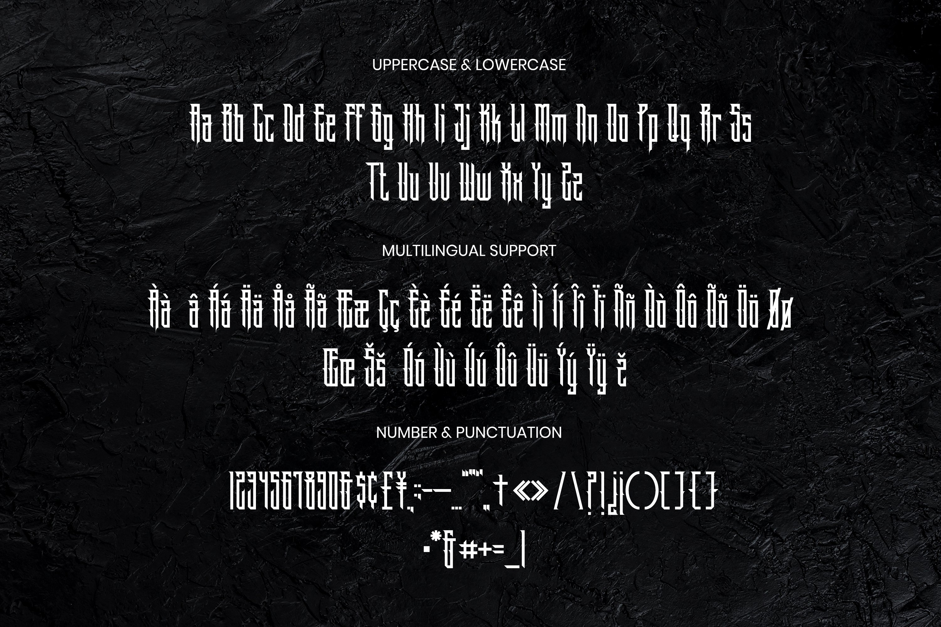 Final Round Font example image 5