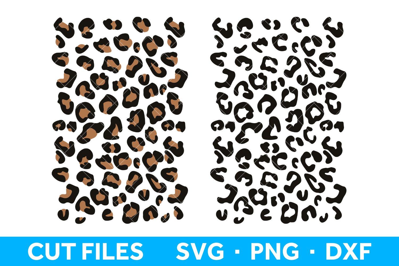 Leopard Print Svg Files Cheetah Animal Print Cut Files 788043 Cut Files Design Bundles