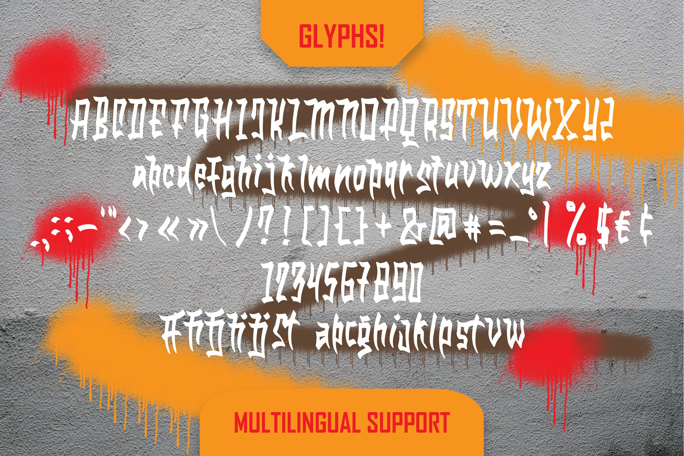 Samuroy - Display Fonts example image 4