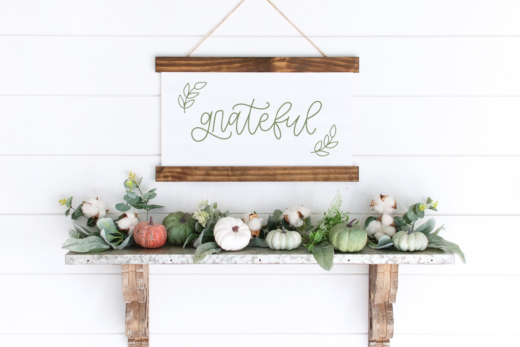 Fall Feels, Fall Doodle Font example image 5