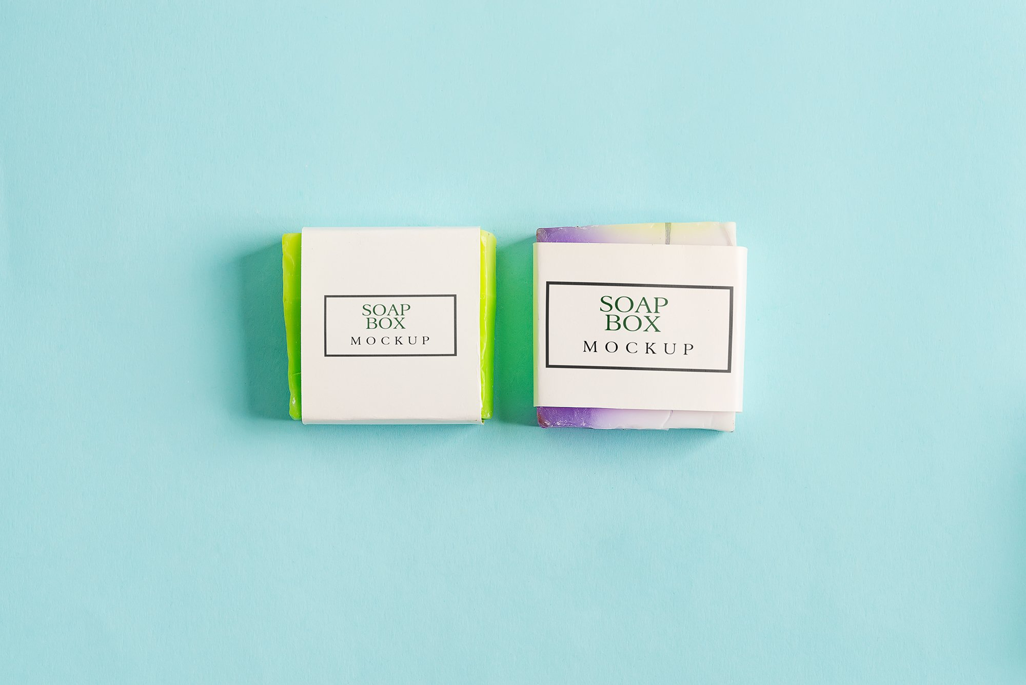Soap Bar Mockup Bundle example image 5