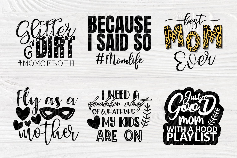 Mom Svg Bundle Shirt Designs Mom Life  – 122+ SVG File for DIY Machine