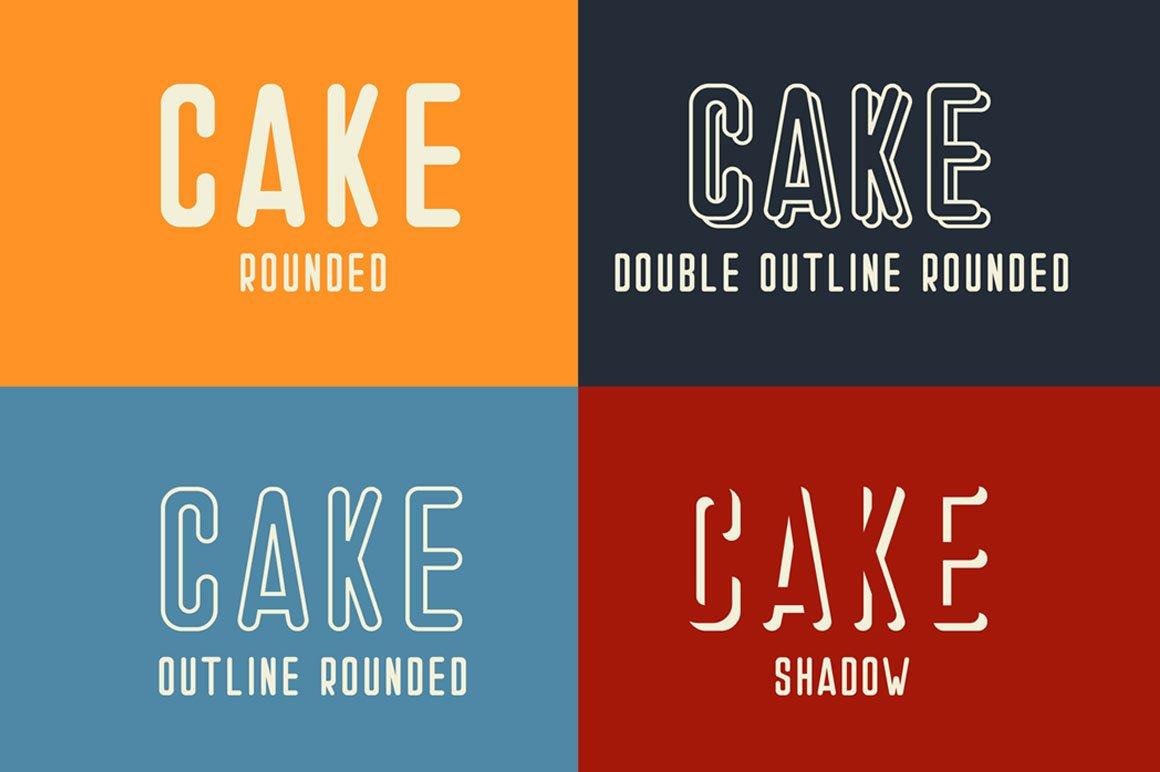 Stockport Rounded + Bonus Logo example image 5