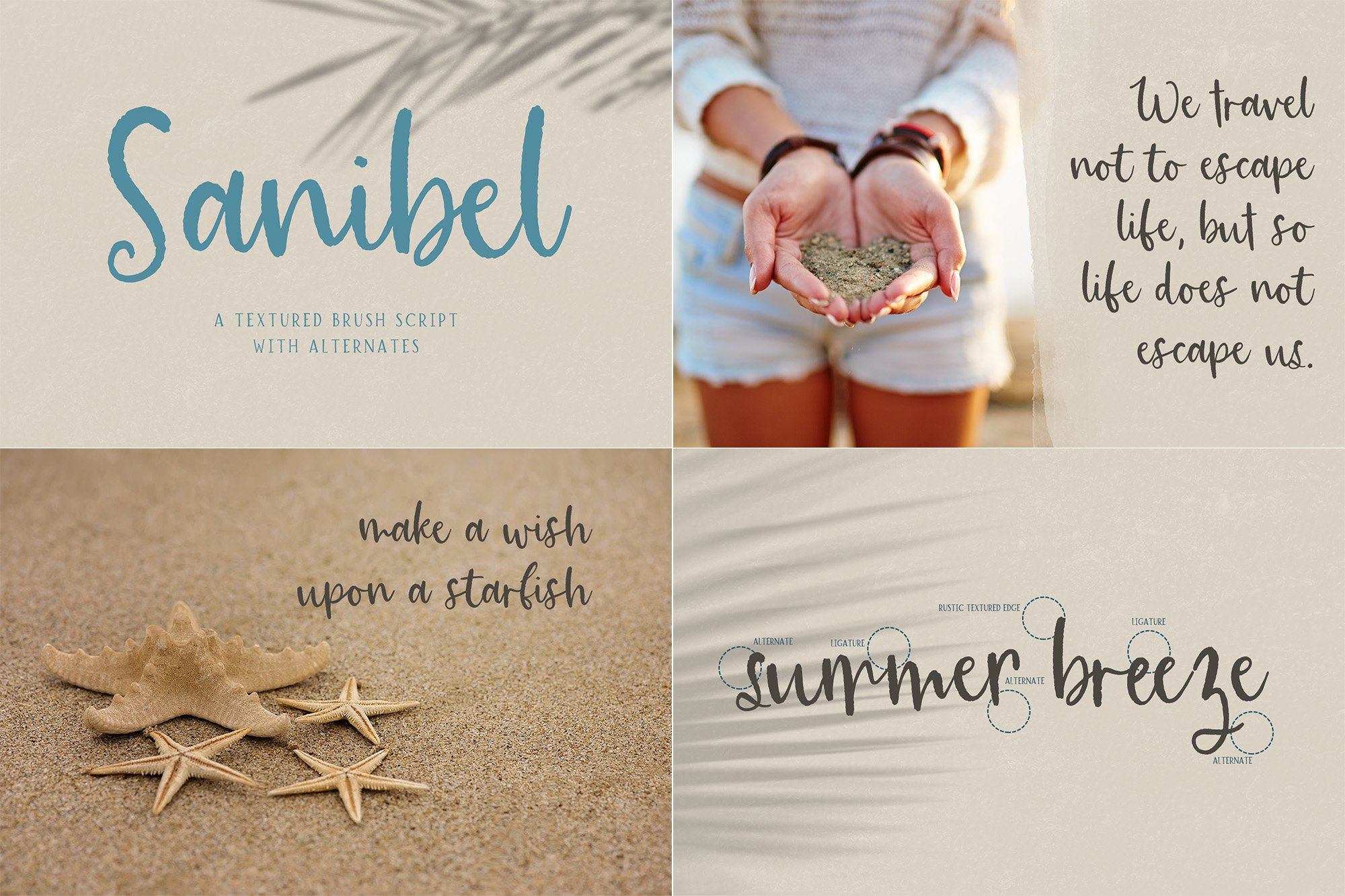 The Farmhouse Font Bundle by Beck McCormick example image 6