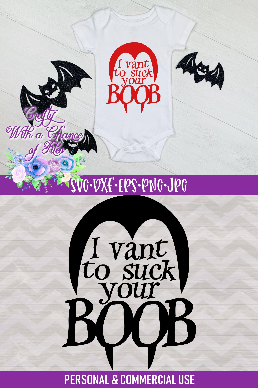 Halloween Svg Vampire Svg Funny Breastfeeding Svg 126108 Svgs Design Bundles
