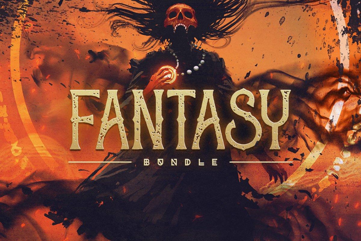 Fantasy Bundle example image 1