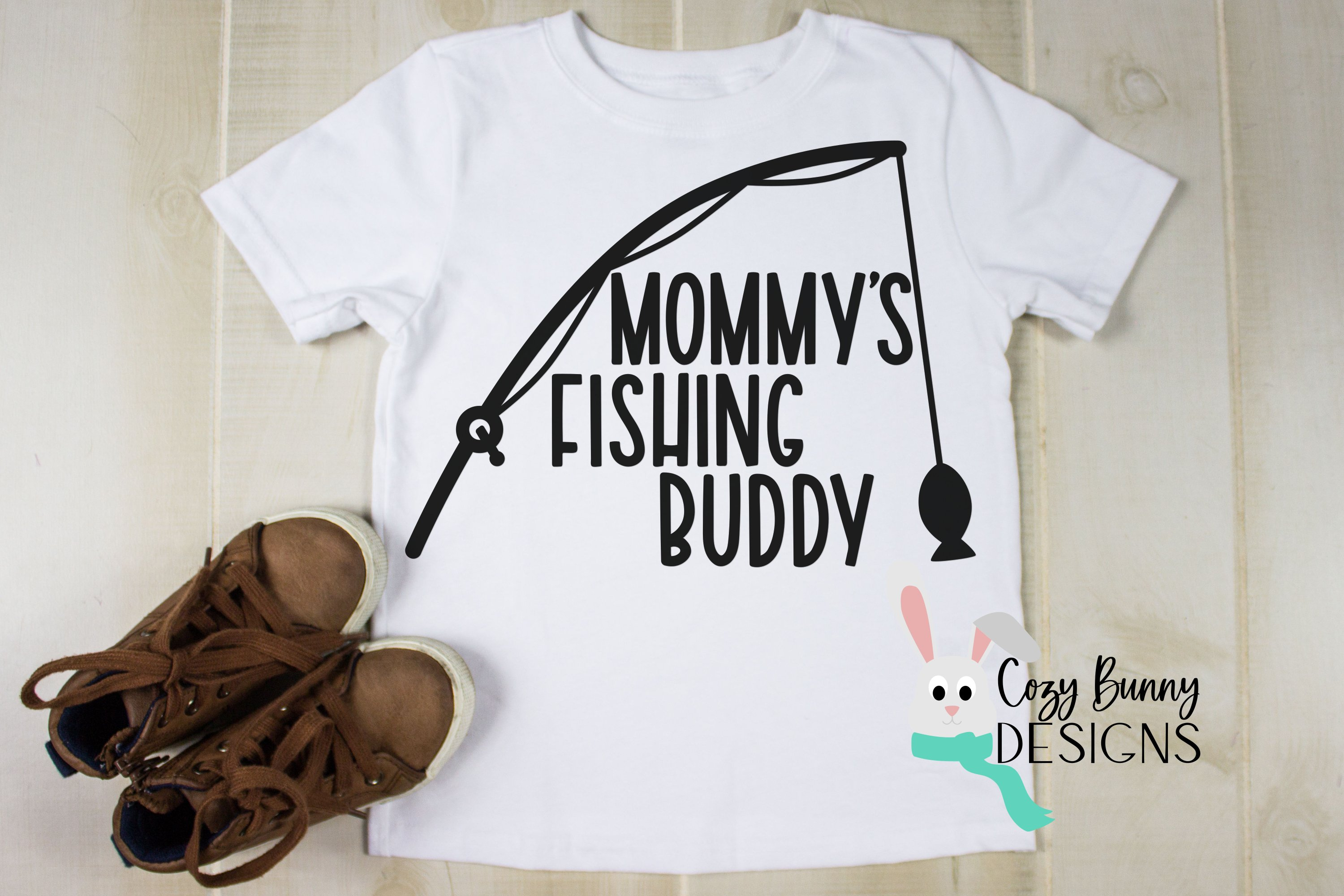 Download Mommy S Fishing Buddy Svg Fishing Svg Outdoor Svg