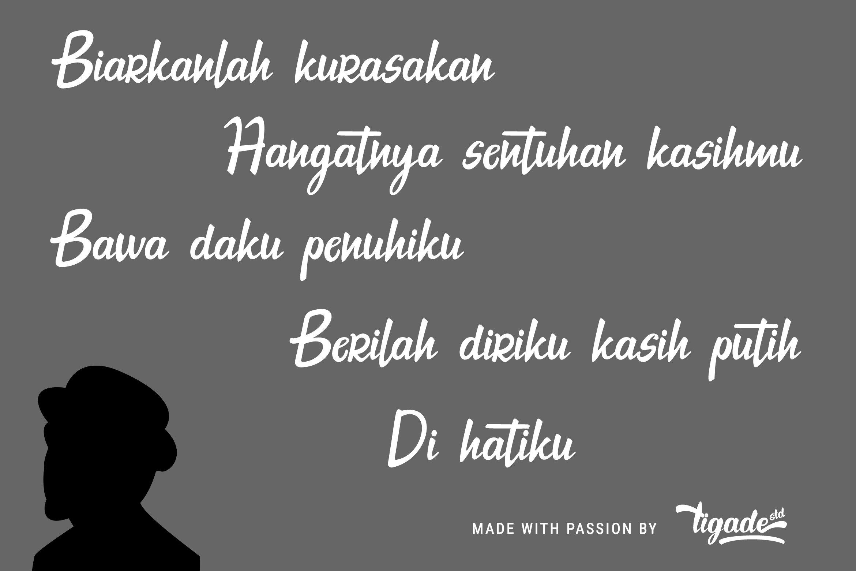 Kasih Putih example image 5