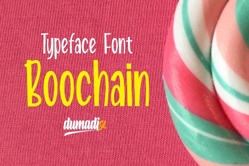 Fabulous Crafting Font Bundle example image 7