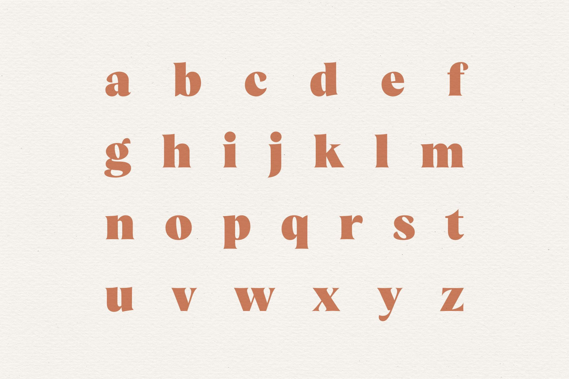 Taurus // A Stylish & Modern Serif example image 8