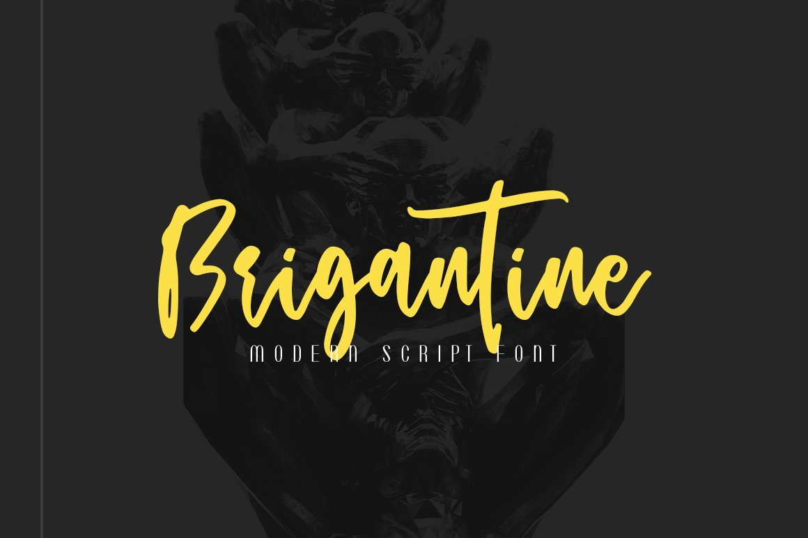 Brigantine example image 1