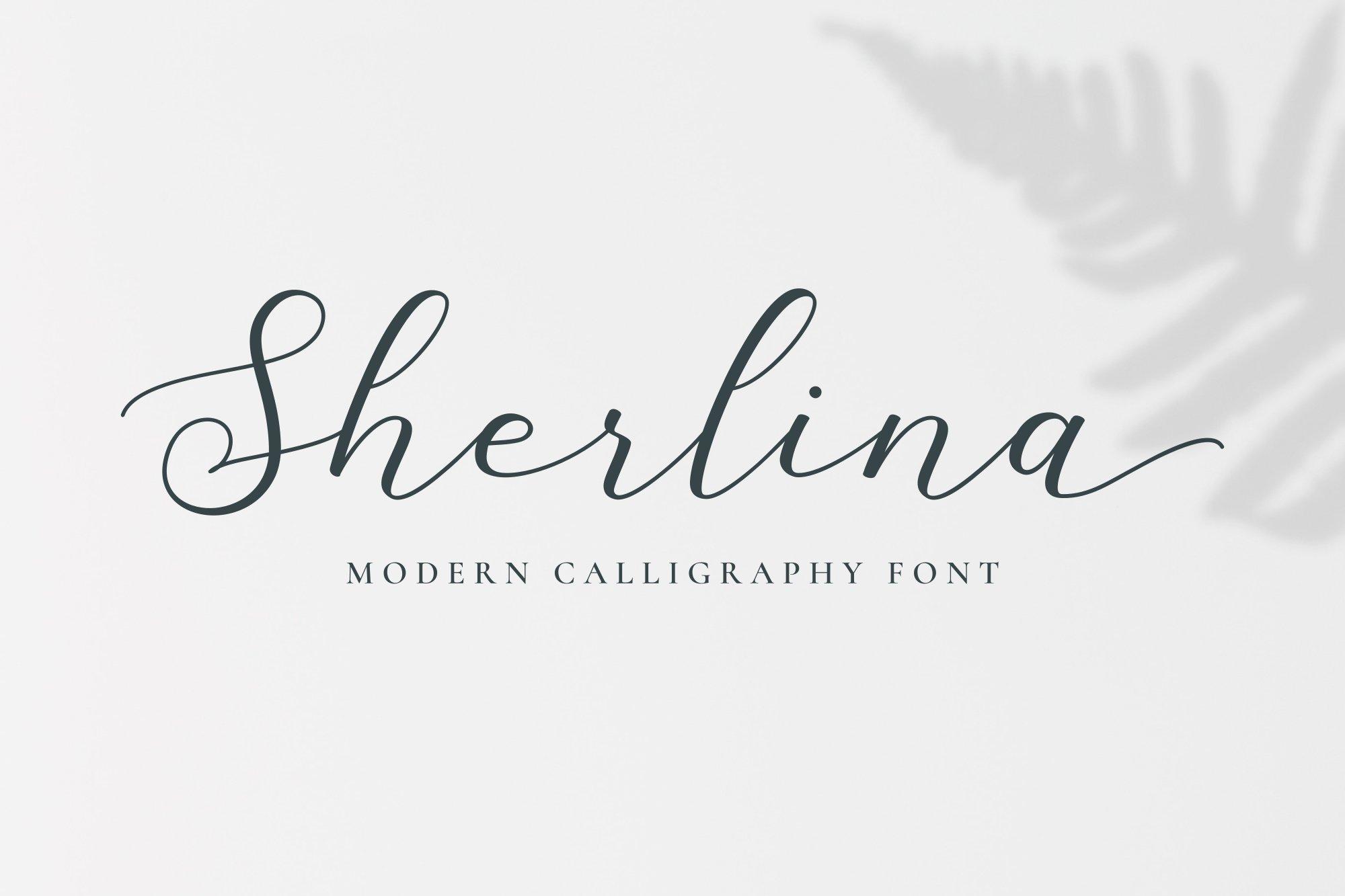Sherlina example image 1