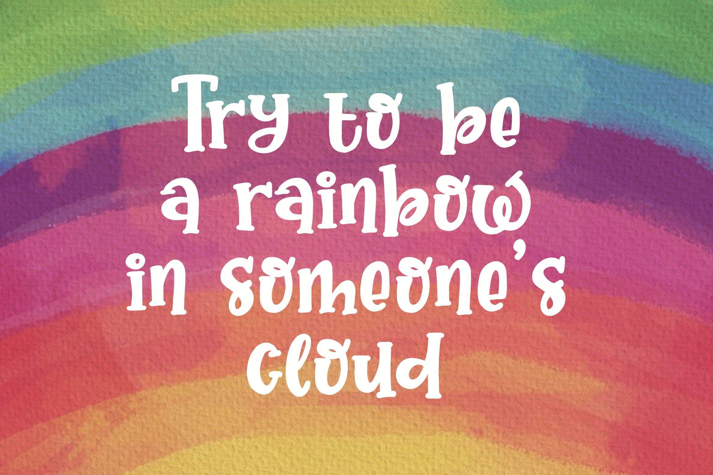 Hello Rainbow example image 6