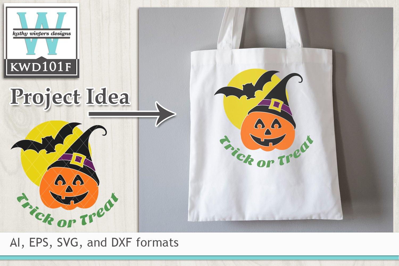 Bundled Halloween Cutting Files Kwdb016 371342 Cut Files Design Bundles