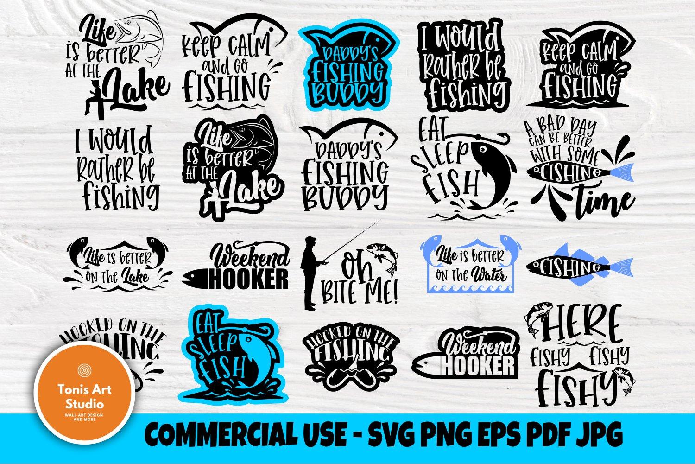 Download Fishing Svg Bundle Dad Svg Lake Svg Fishing Shirt Designs 673504 Cut Files Design Bundles