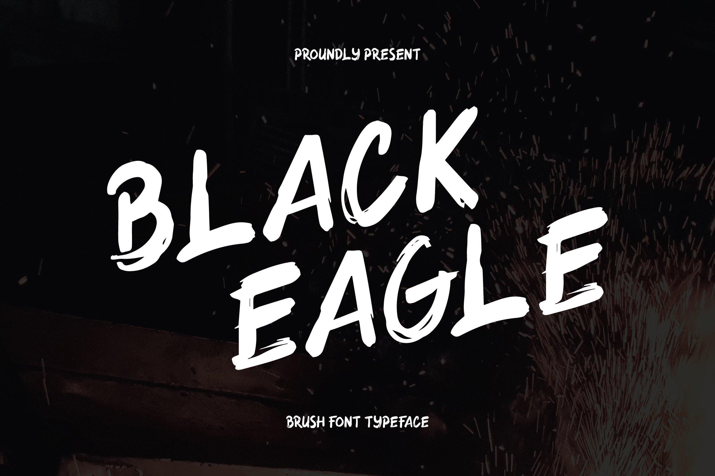 Black Eagle example image 1