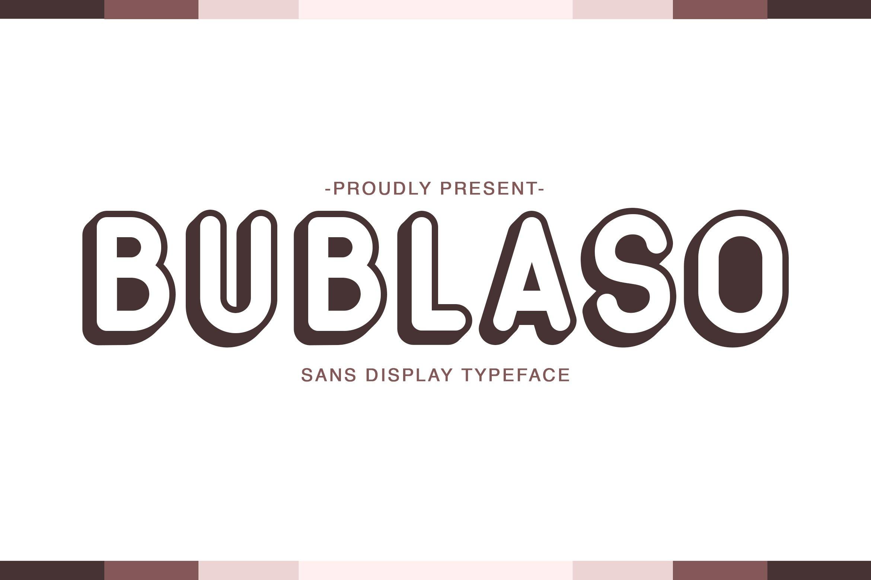 Bublaso example image 1