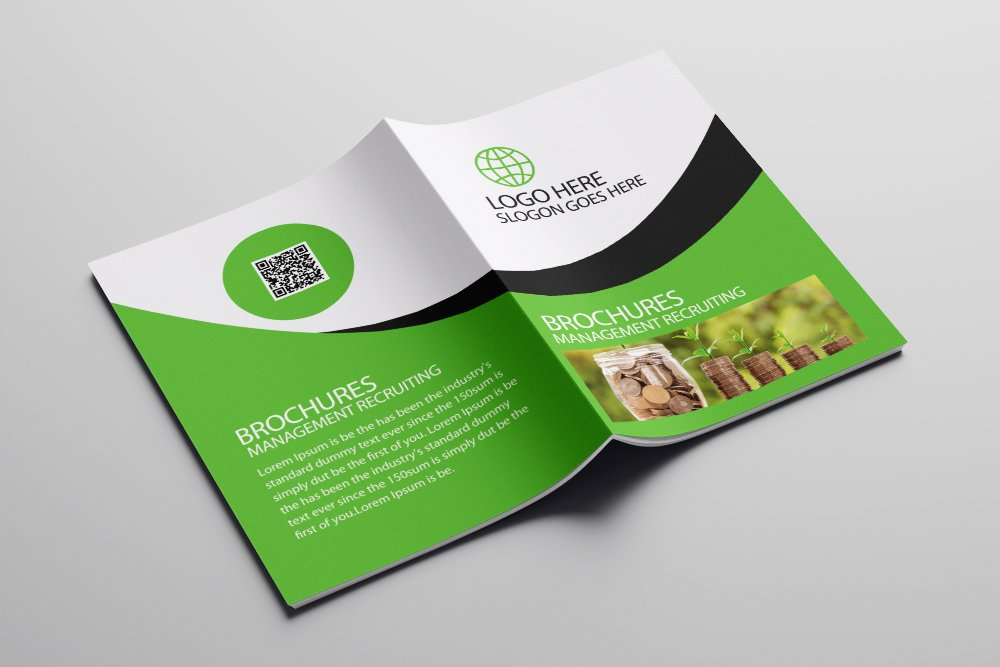 Business Agency Bifold Brochure 16 Pages example image 5