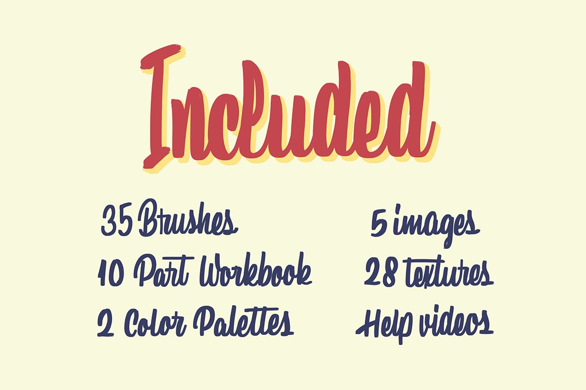 Download Procreate Lettering Starter Pack (118565) | Add ons ...
