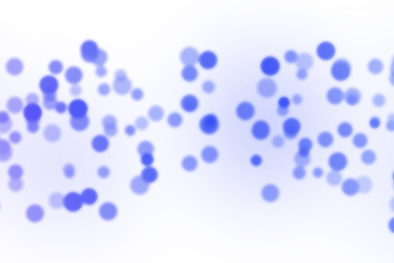 Bokeh Blue Gradient Background stock illustration example image 1