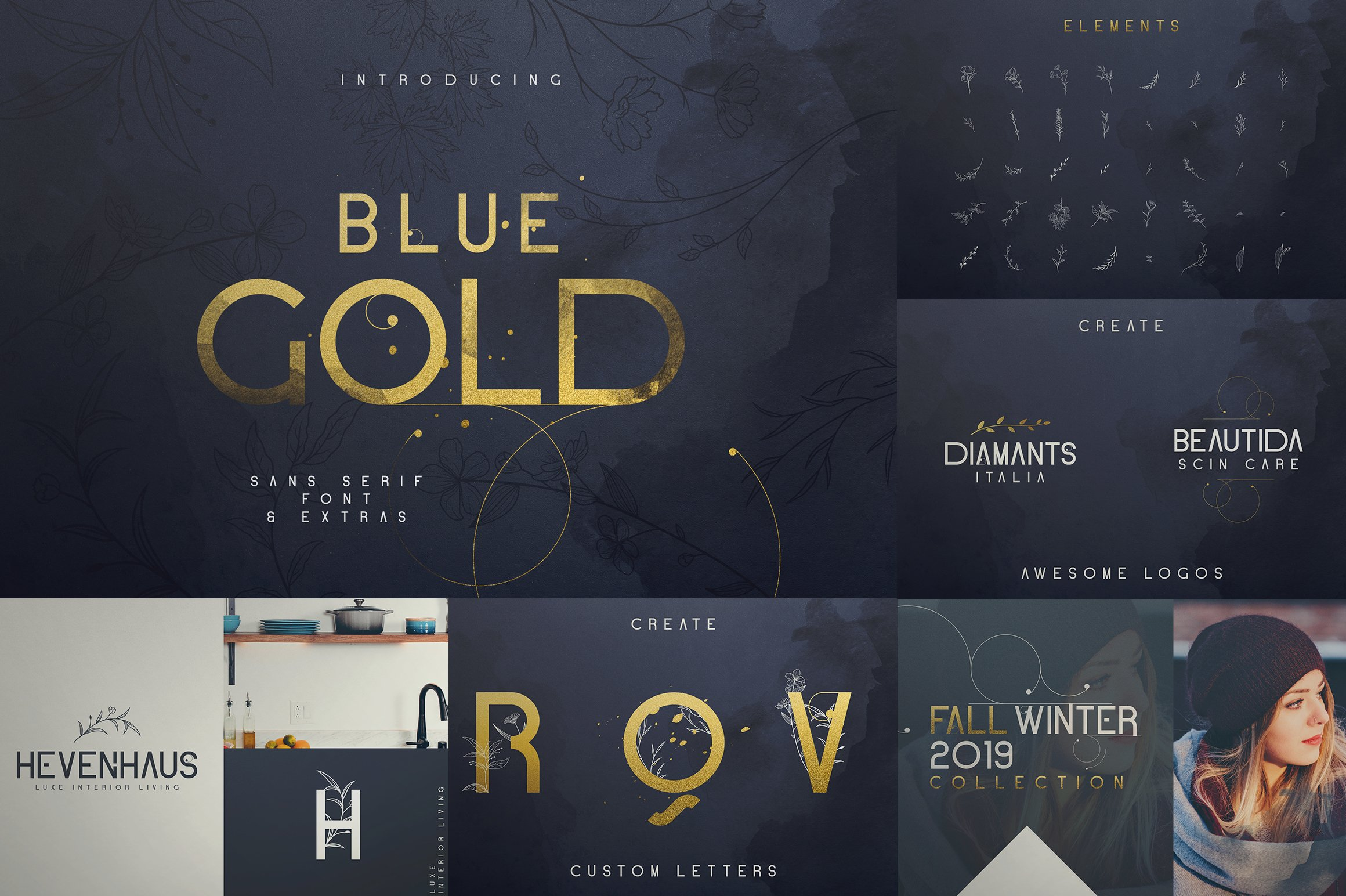 Bestseller Font Collection Vol.02 example image 7