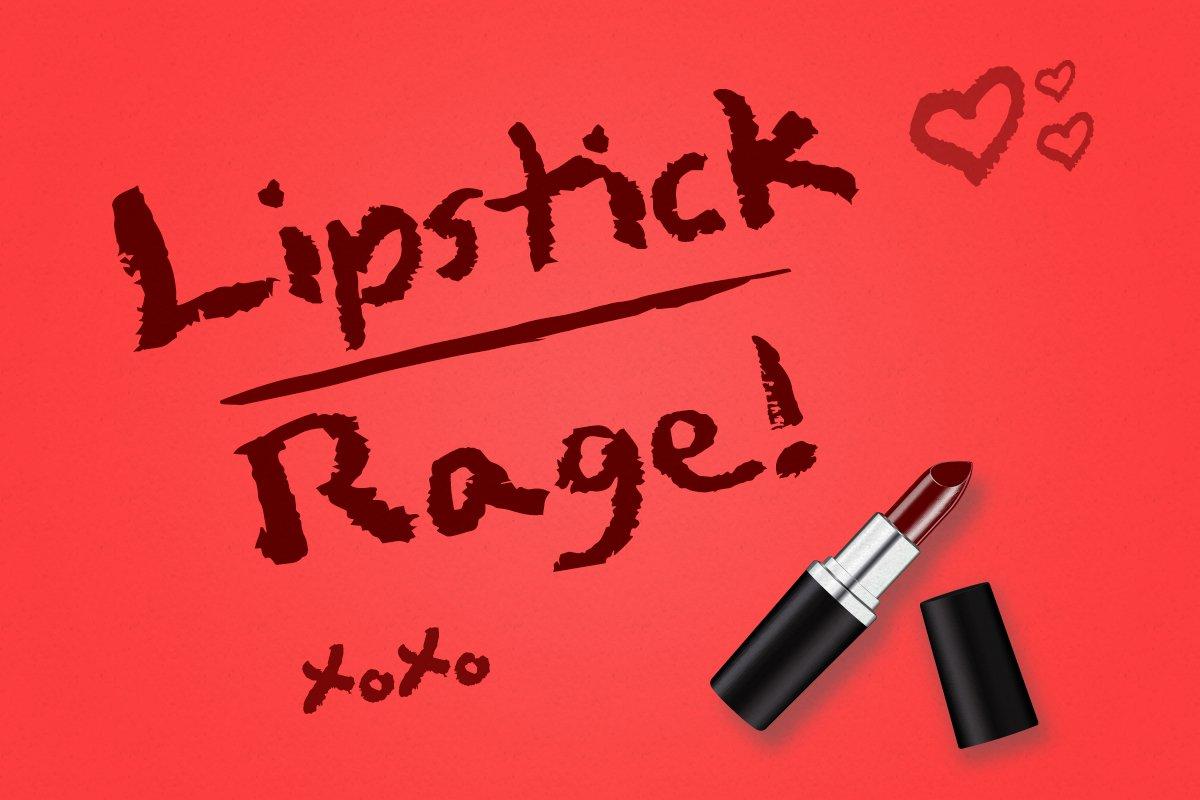 Lipstick Rage example image 1