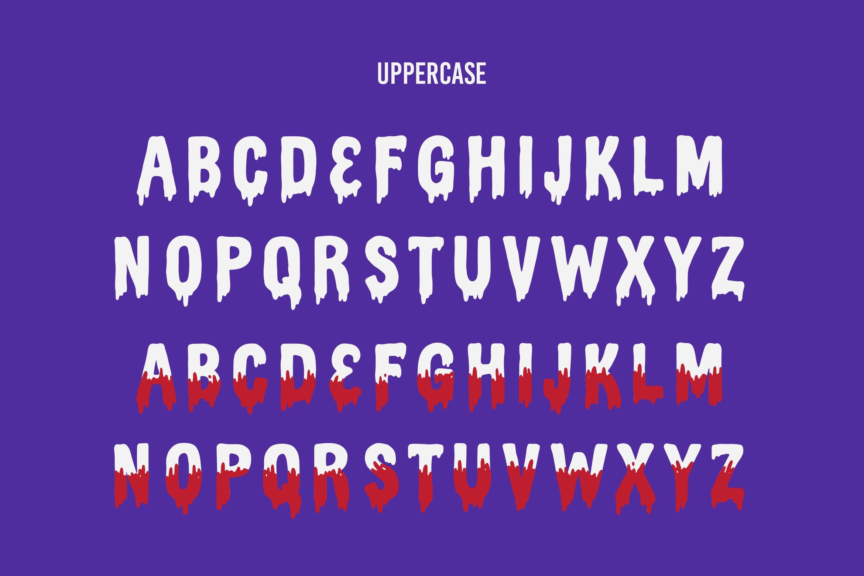 Haluween Fonts example image 10