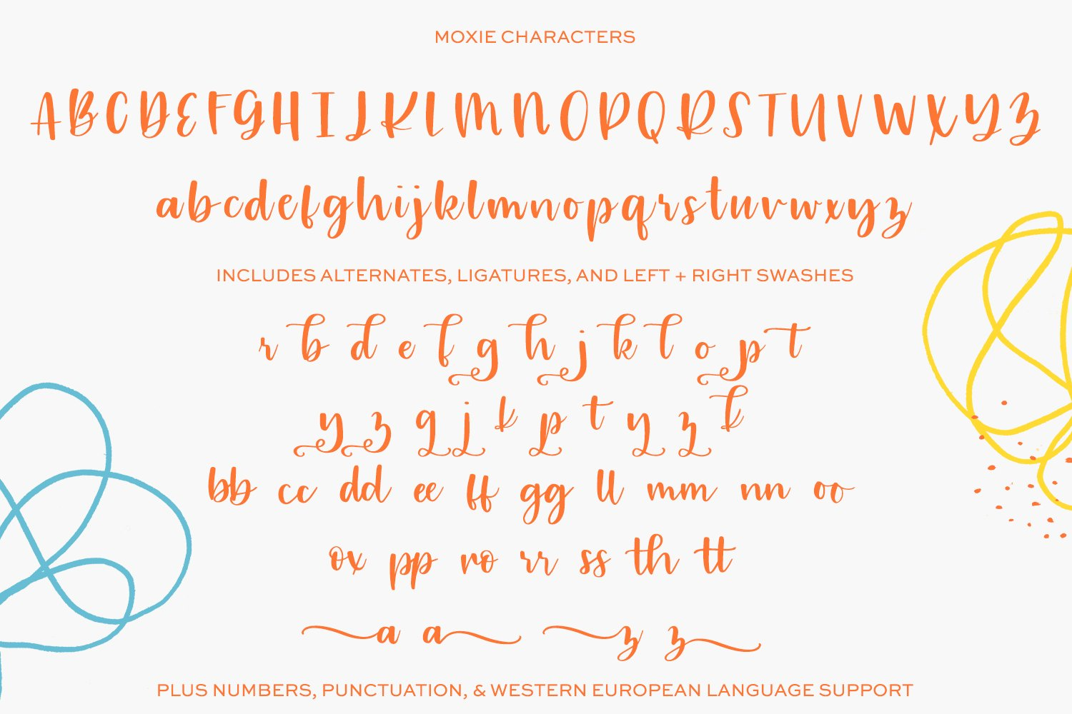 Moxie Modern Calligraphy Font example image 10