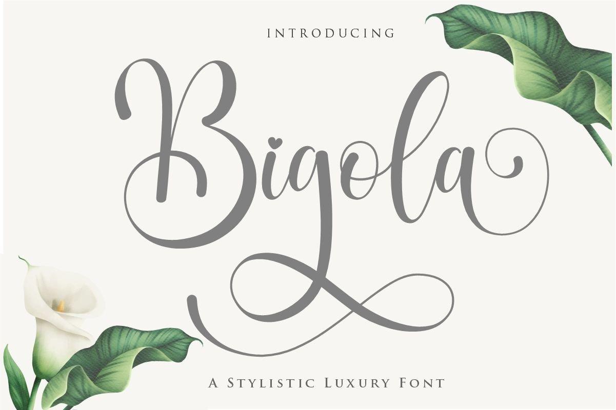 Bigola example image 1
