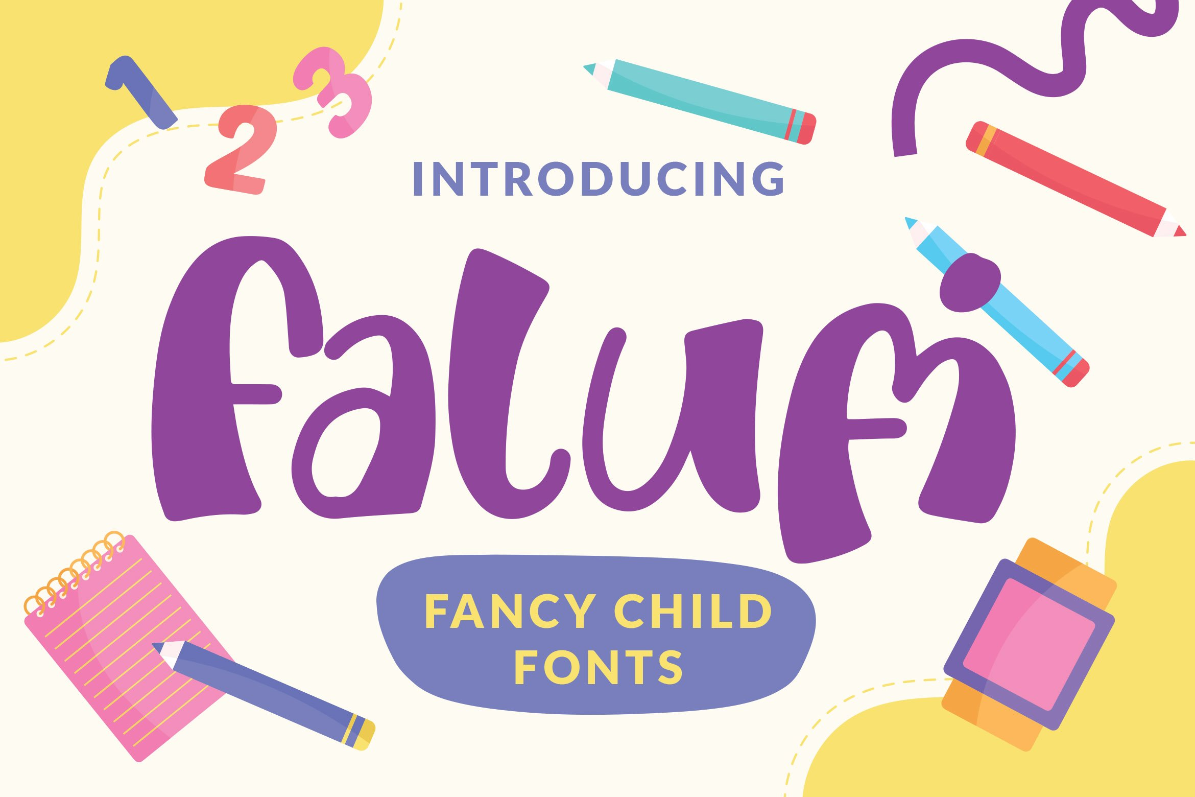 Falufi - Fancy Fonts example image 1