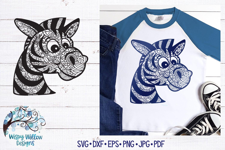 Amazing Animal Zentangle SVG Bundle Vol 3 | Animal Mandalas example image 11
