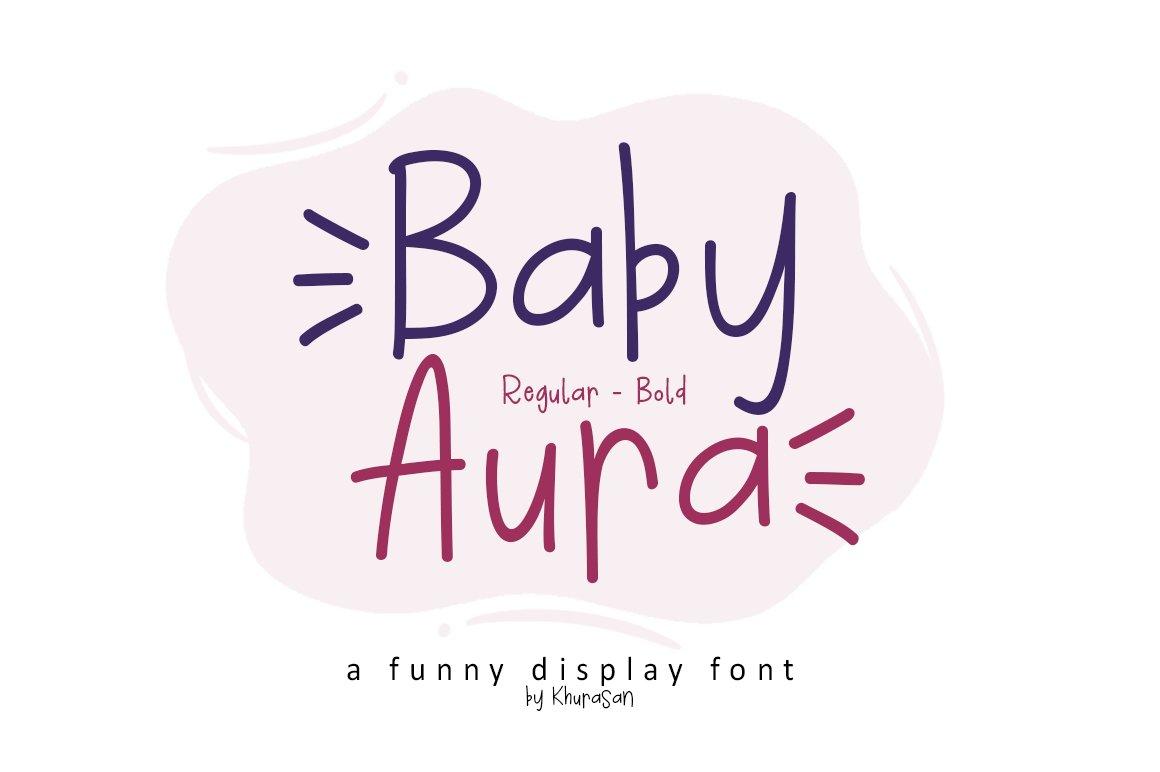 Baby Aura example image 1