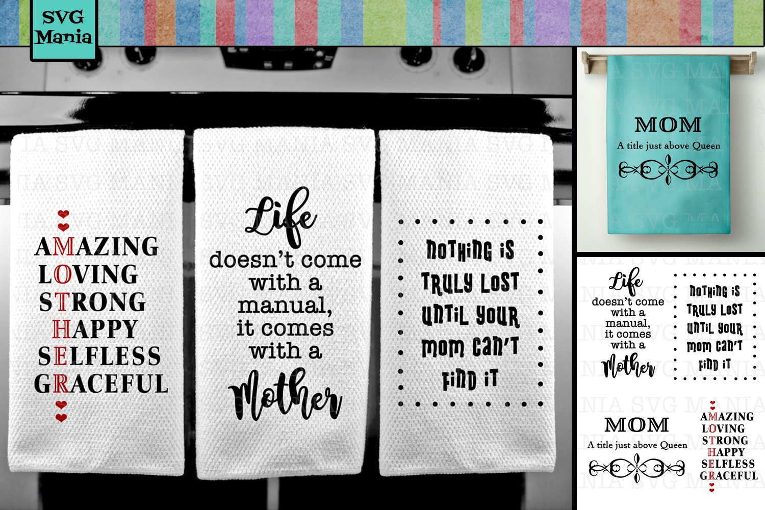 Free It is also known as mothering sunday in the uk. Mother S Day Svg Bundle Svg File Bundle Mom Sayings 4 Svgs 251352 Svgs Design Bundles SVG, PNG, EPS, DXF File